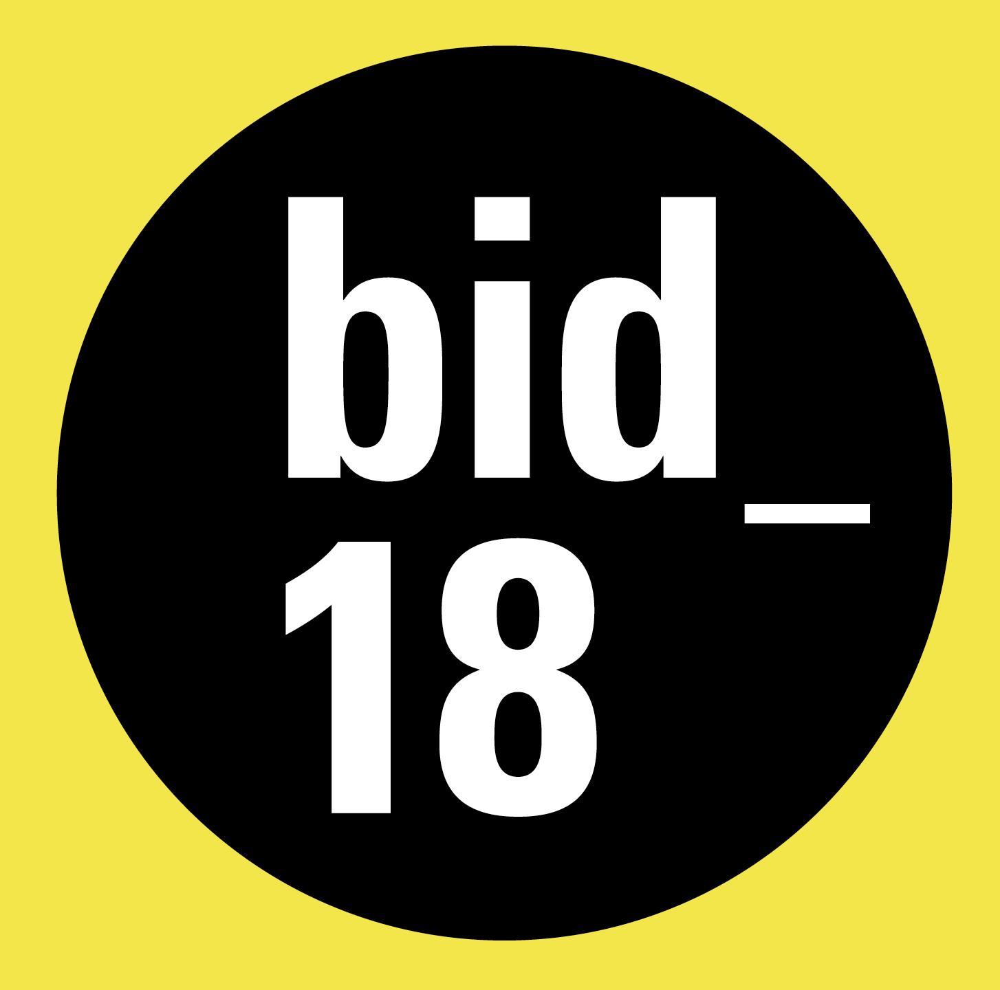 Convocatoria Bienal Iberoamericana de Diseño 2018