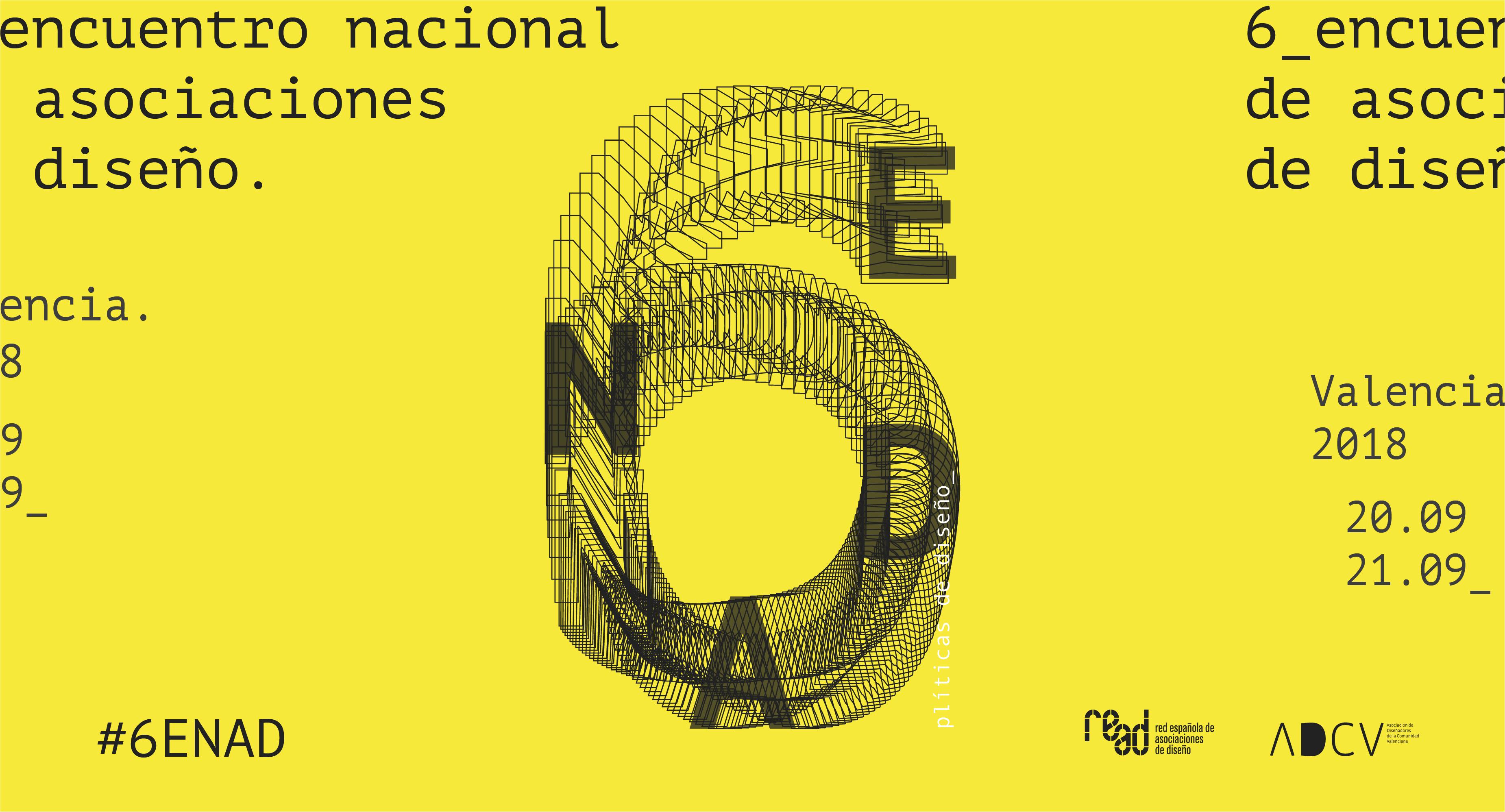 Comienza el 6º Encuentro Nacional de Asociaciones de Diseño con presencia Asturiana