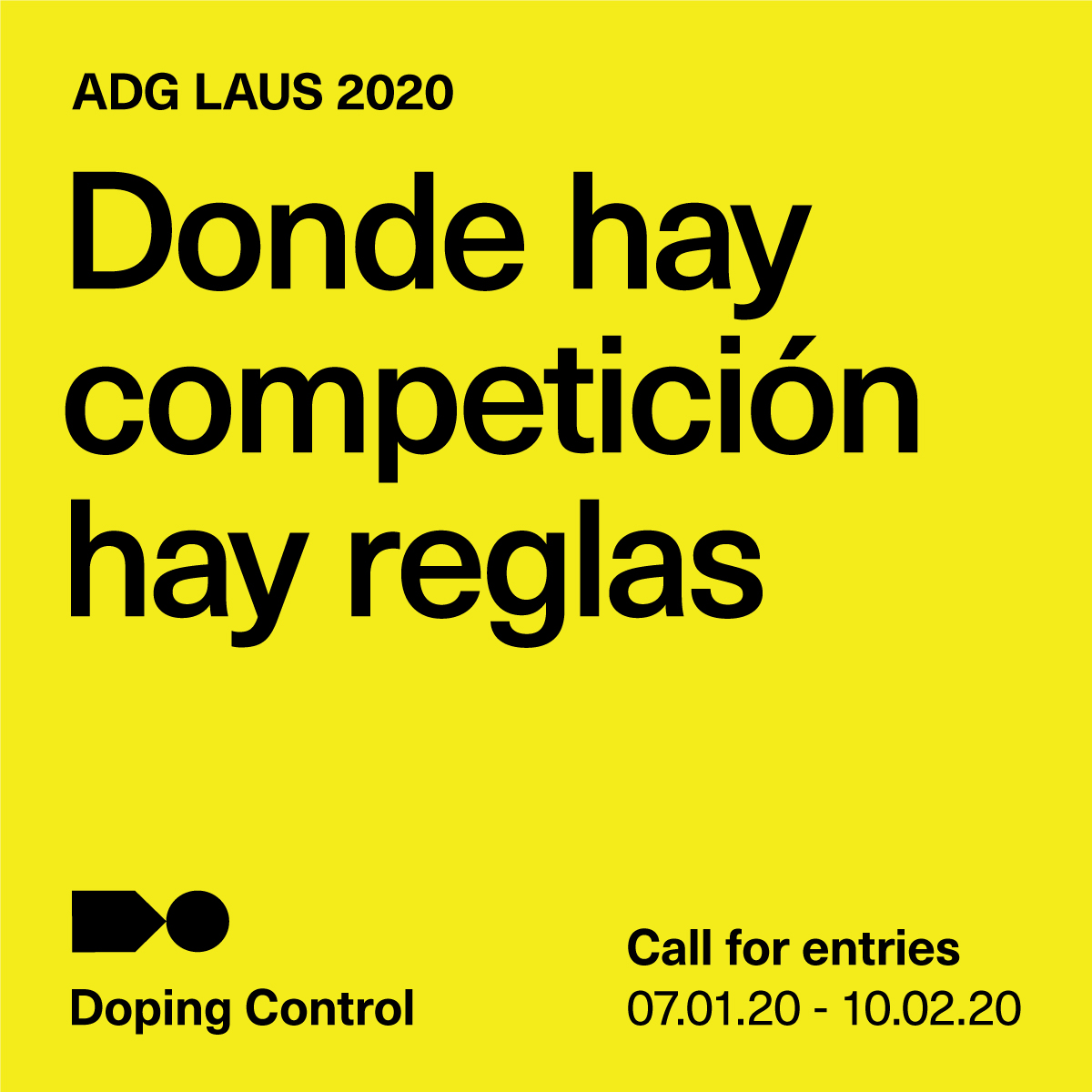 ADG LAUS 2020